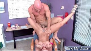 Superb Patient (Rachel Starr) Come To Doctor And Get Nailed mov-24